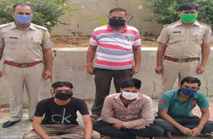 नागौर क्राइम रिपोर्ट : नागौर में डोडा बेचने वाला होटल संचालक तो थांवला में हत्या के दो मामलों में 6 गिरफ्तार