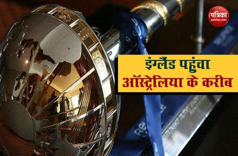 Test Championship : दूसरे स्थान पर कायम ऑस्ट्रेलिया के लिए बना इंग्लैंड खतरा, भारत शीर्ष पर बरकरार
