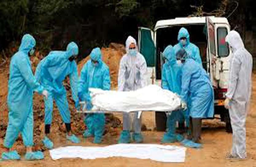 दुर्ग जिले में कोरोना का कहर, 24 घंटे में 107 नए मरीज, चार लोगों की संक्रमण से मौत, सात महीने की बच्ची मिली पॉजिटिव