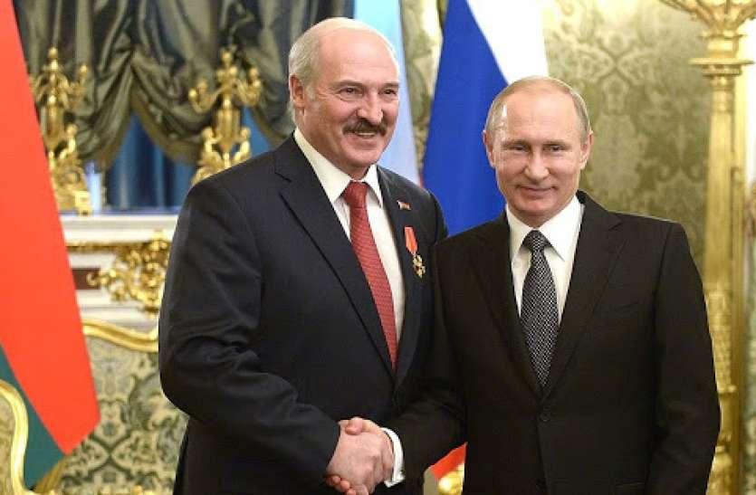 बेलारूस के राष्ट्रपति का दावा, रूस की कोरोना वैक्सीन Sputnik-V सबसे पहले उसके पास आएगी