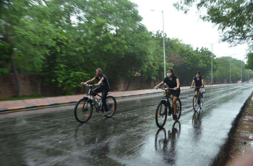जोधपुर में हल्की बरसात