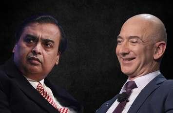 आठ महीनों में Mukesh Ambani की कुल संपत्ति के बराबर हुआ Jeff Bezos की नेटवर्थ में इजाफा