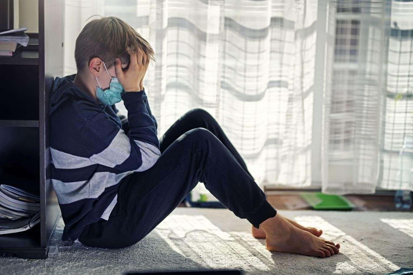 क्या आप जानते हैं: अवसादग्रस्त मांओं के बच्चों में अवसाद बढऩे का खतरा 70 प्रतिशत अधिक होता है