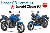 Honda Hornet 2.0 vs Suzuki Gixxer 155, कौन सी बाइक है पैसा वसूल