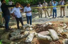 बलरामपुर एसपी ने पांच पुलिसकर्मियों को किया निलंबित