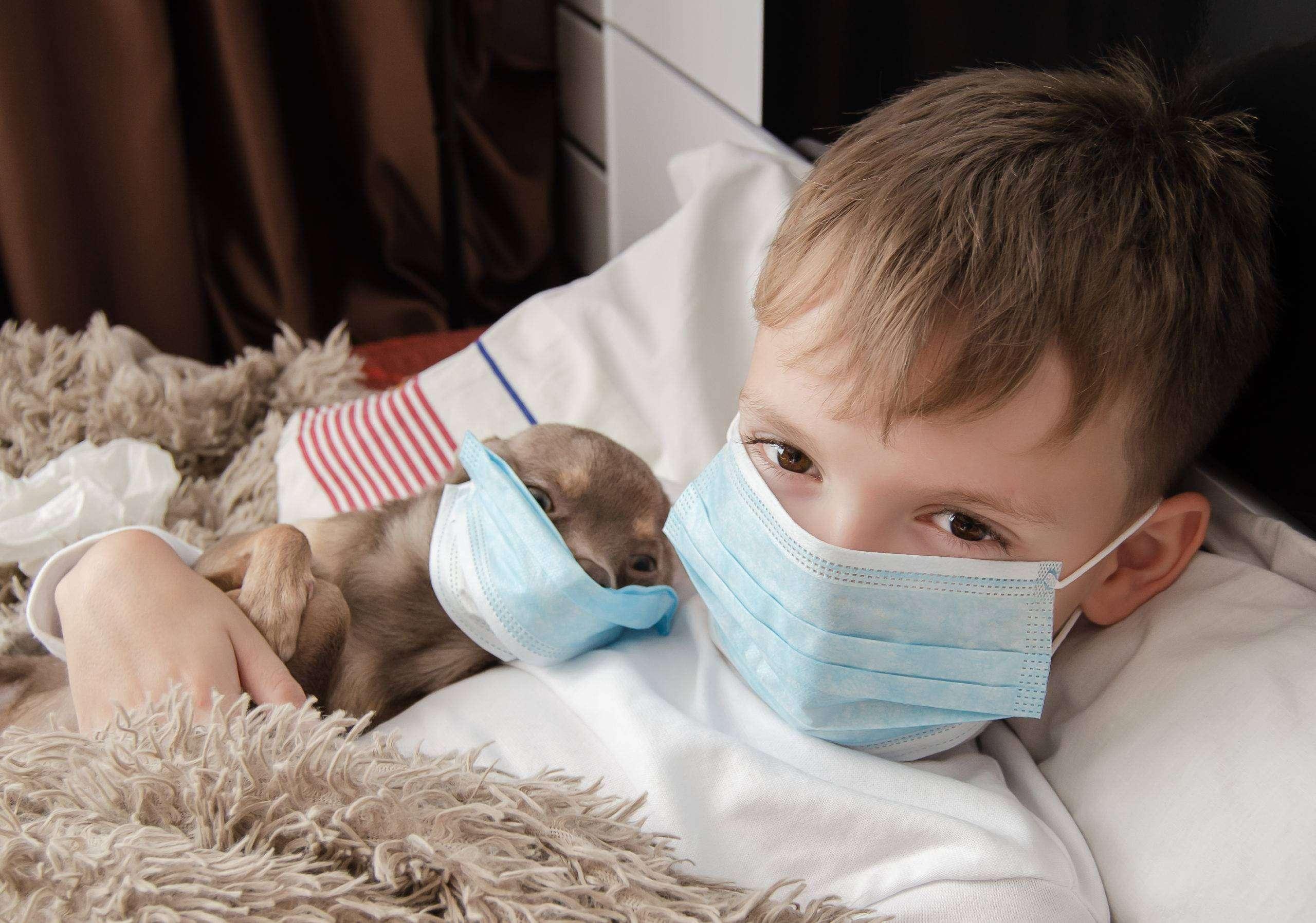 कोरोना अपडेट: नए शोध का दावा बच्चों की श्वांस नली में हफ्तों तक जिंदा रह सकता है कोरोना वायरस