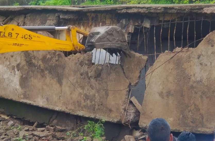 बांसवाड़ा: छात्रावास भवन का बरामदा ढहा, दो बच्चों की मौत, दो घायल