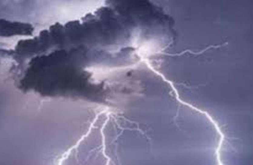Gujarat : भारी बारिश से नदी नालों में उफान, सूत्रापाड़ा में सात इंच