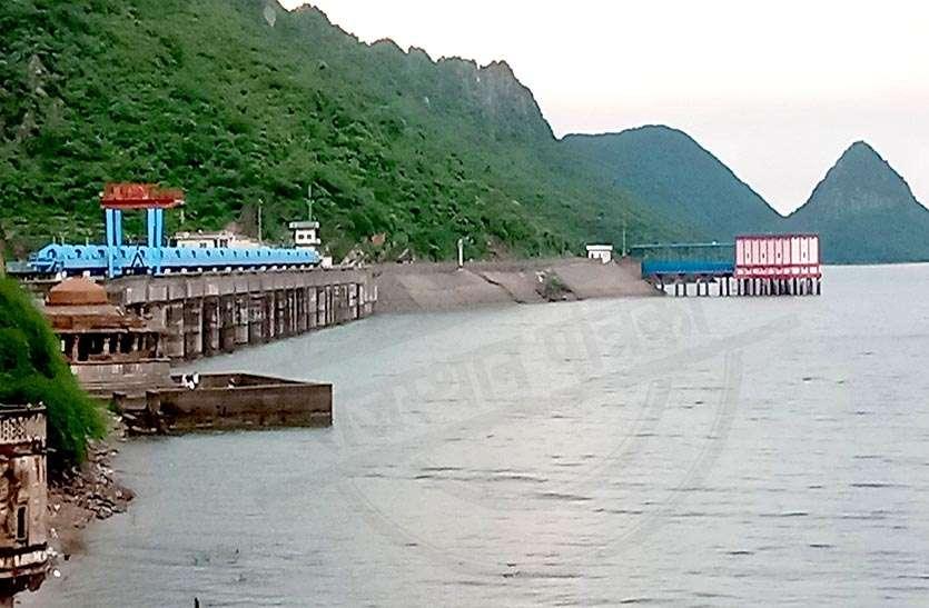 बीसलपुर बांध में पानी की आवक ने पकड़ी रफ्तार, 313.20 आरएल मीटर हुआ गेज, त्रिवेणी भी चल रही है 1.60 मीटर पर