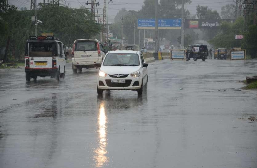आज जयपुर सहित 20 जिलों में बारिश के लिए यलो अलर्ट जारी, यहां मेहरबान हुए मेघ