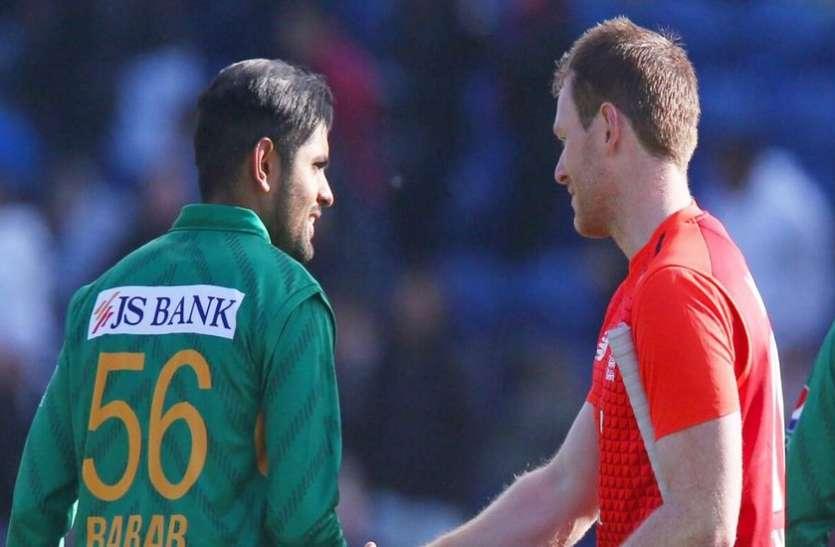 Eng vs Pak : दूसरे टी-20 के लिए दोनों टीमों ने उतारी वही एकादश, दोनों टीमों ने नहीं किया कोई बदलाव