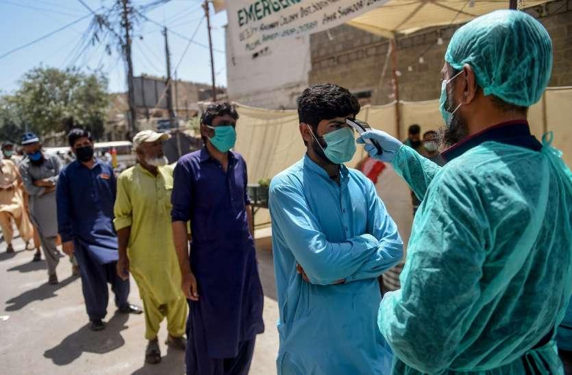 Pakistan: कोविड-19 से अब तक 6,288 लोगों ने गंवाई जान, संक्रमण के मामले तीन लाख के करीब
