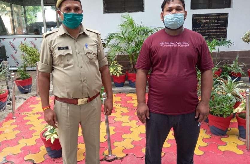 गाजियाबाद पुलिस को मिली बड़ी कामयाबी, पीएफआई का सक्रिय सदस्य गिरफ्तार