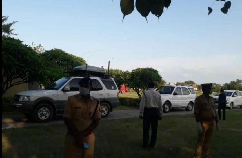 सीएम योगी आदित्यनाथ की सुरक्षा में तैनात एनएसजी कमांडो समेत छह कोरोना पाॅजिटिव