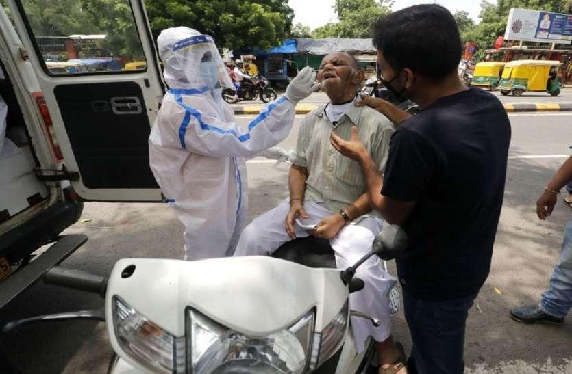 Gujarat: गुजरात में कोरोना से मौत का आंकड़ा 3 हजार से ज्यादा