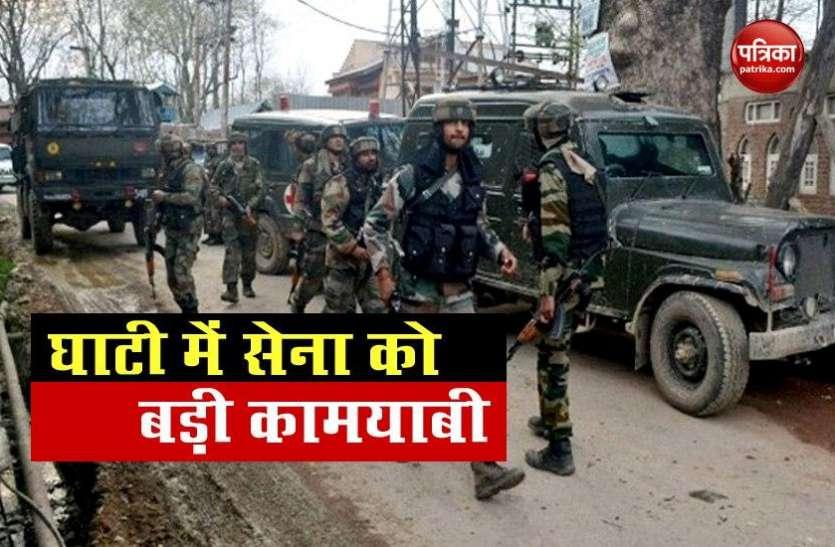 Jammu Kashmir: सेना के हत्थे चढ़े तीन आतंकी, लश्कर की बड़ी साजिश हुई नाकाम