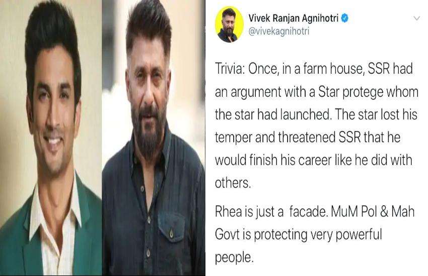 फिल्म निर्माता ने किया खुलासा: एक स्टार ने दी थी सुशांत का कॅरियर खत्म करने की धमकी