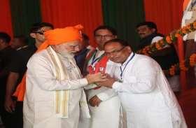 कोरोना से भाजपा के वरिष्ठ नेता की मौत