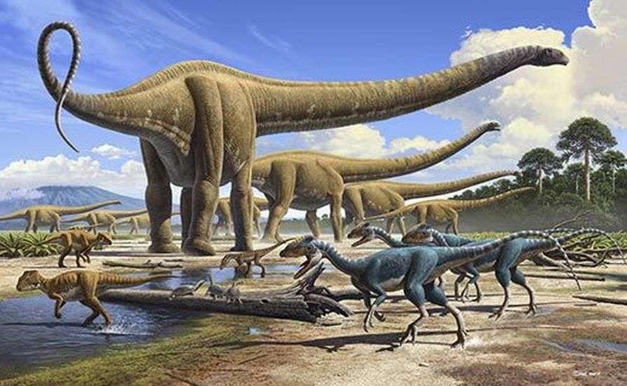 अजब-गजब: अब गणित बताएगा खोजे गए डायनासोरों के जीवाश्म में नर और मादा कौन