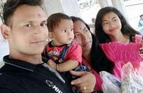 BSF जवान की गोली लगने से मौत, सूचना मिलते ही घर पहुँचे मंत्री