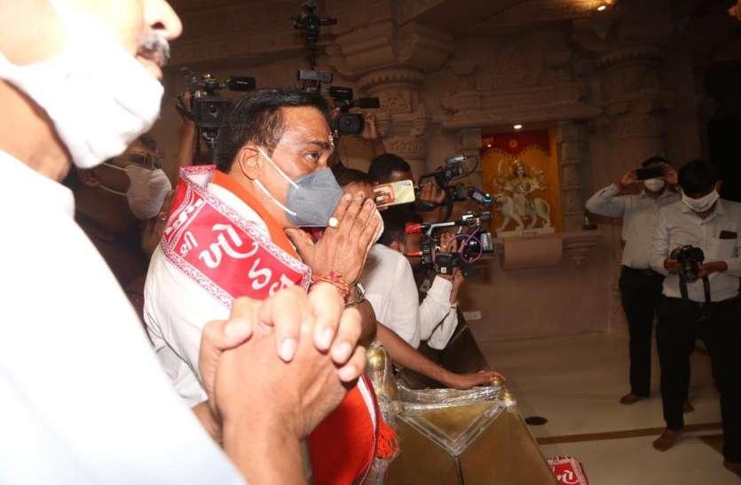 Gujarat: भाजपा प्रदेश अध्यक्ष पाटिल का 3 से उत्तर गुजरात दौरा, अंबाजी से करेंगे शुरुआत