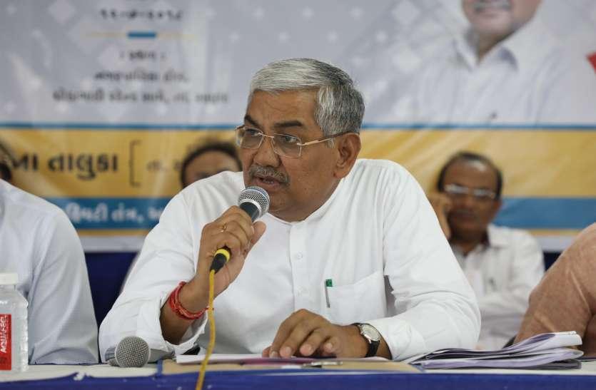 Gujarat: 15 दिनों में किसानों की फसलों के नुकसान के सर्वे का काम पूरा होगा