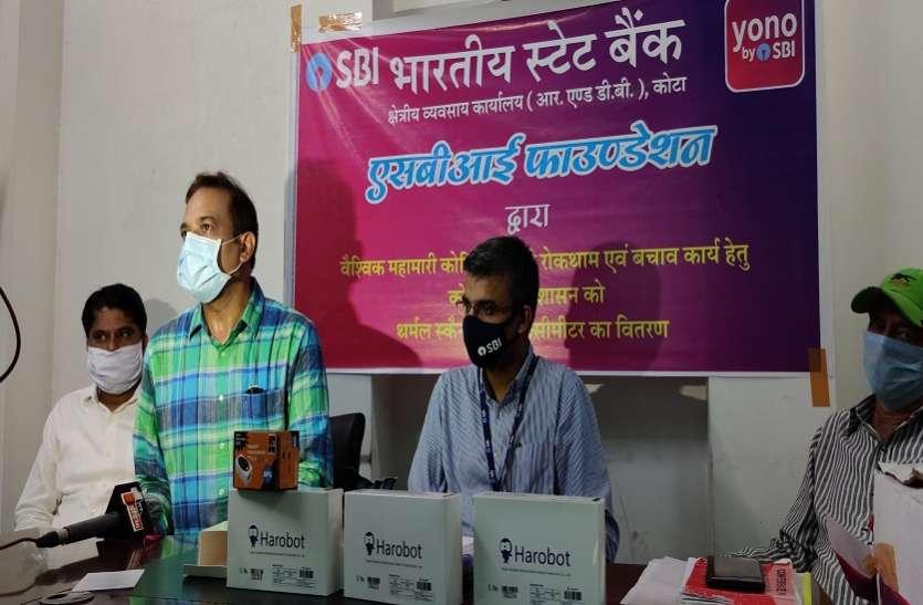 कोविड मरीज अब खुद माप सकेंगे ऑक्सीजन लेवल