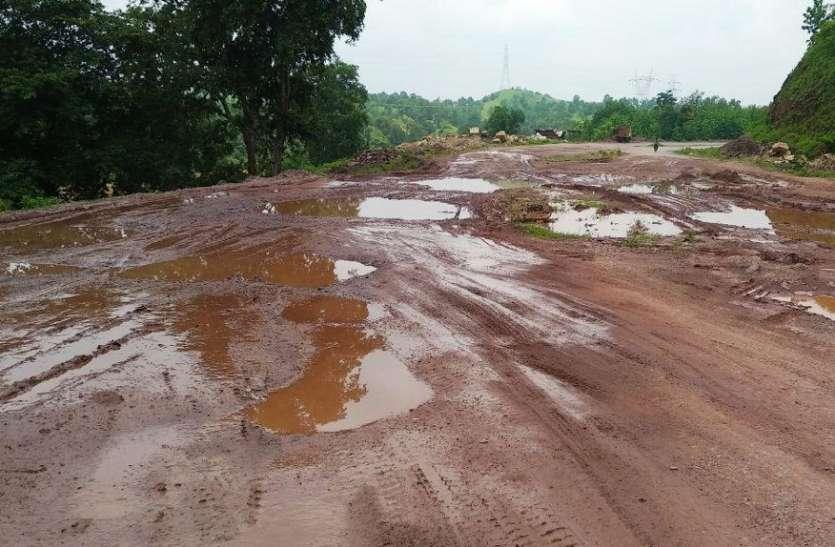 हाइवे बनाने उपलब्ध नहीं जमीन, निर्माण के लिए दे दिया 331 करोड़ का ठेका