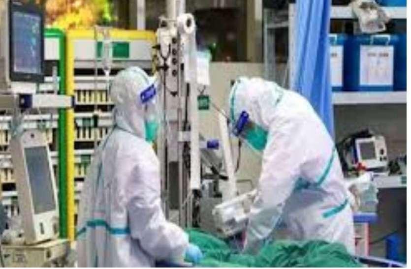 छत्तीसगढ़ में 16 दिनों में 42,715 मरीज, 5 दिन में चार बार मिले 3 हजार से अधिक संक्रमित