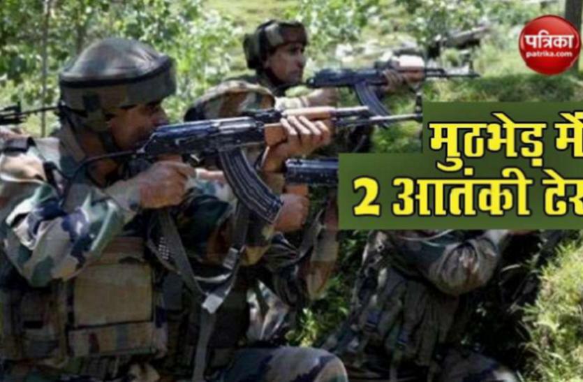 Jammu-kashmir: बारामूला में सुरक्षाबलों ने मार गिराए 2 आतंकी ढेर, सेना का मेजर भी घायल