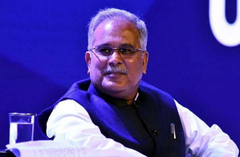 मुख्यमंत्री श्री बघेल ने केंद्रीय गृहमंत्री को लिखा पत्र : नक्सल उन्मूलन में केंद्र सरकार से मांगा सहयोग