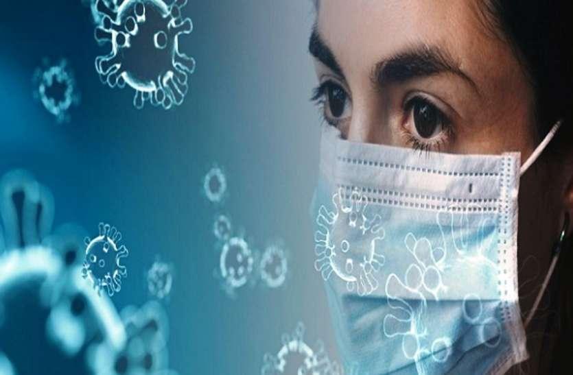 नजूल विभाग में पॉलीथिन से कोरोना संक्रमण को रोकने का उपाय, बिल्हा के 31 क्षेत्र कंटेनमेंट दायरे में