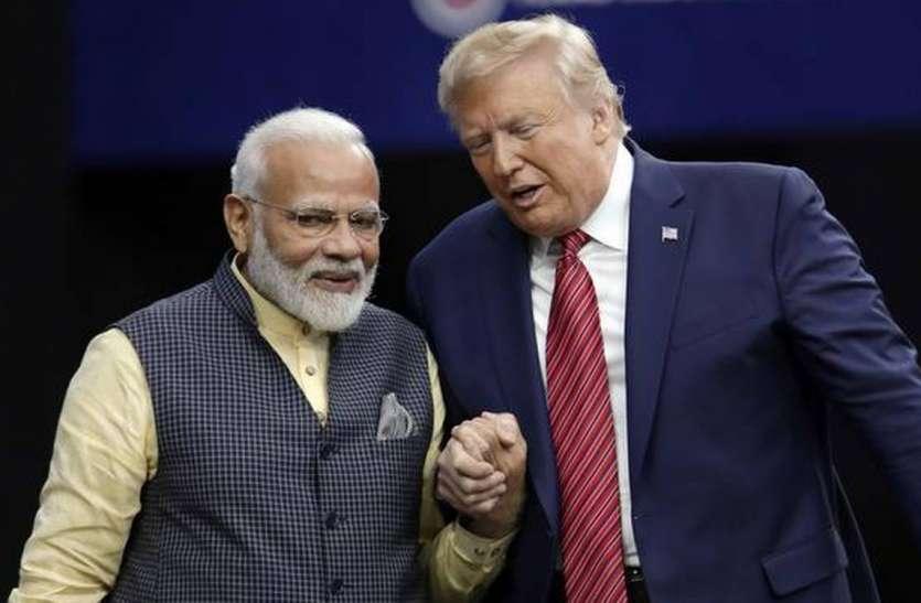 Donald Trump ने किया दावा, कहा- चुनाव में उन्हें भारतीयों के साथ पीएम मोदी का समर्थन प्राप्त है