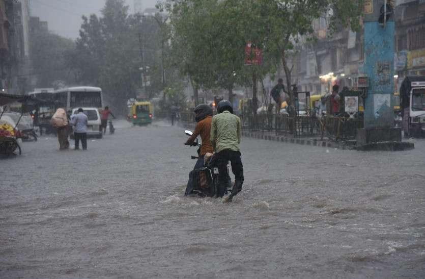 राजस्थान में मौसम में लगातार बदलाव जारी, दक्षिण पश्चिम मानसून की वापसी संभव