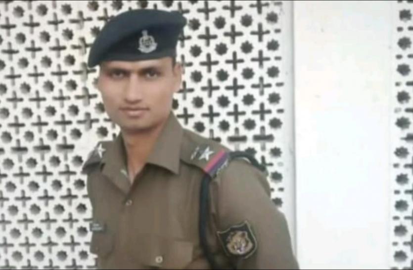 राजस्थान बाॅर्डर पर जौनपुर के सेना के जवान देवेंद्र दुबे शहीद, परिवार में कोहराम