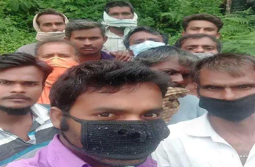 भूटान में बंधक बने बिहार के 12 मजदूरों ने लगाई छुड़ाने की गुहार