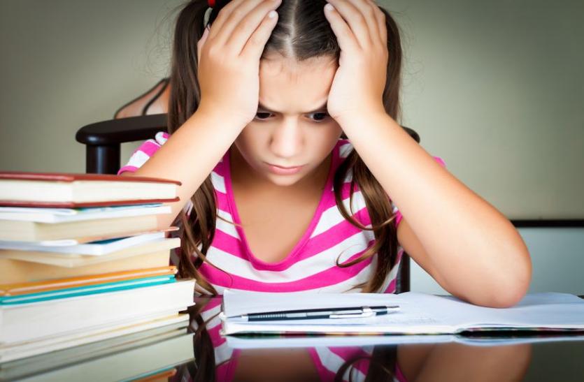 बच्चों का मानसिक तनाव दूर में फायदेमंद है ये आयुर्वेदिक नुस्खे