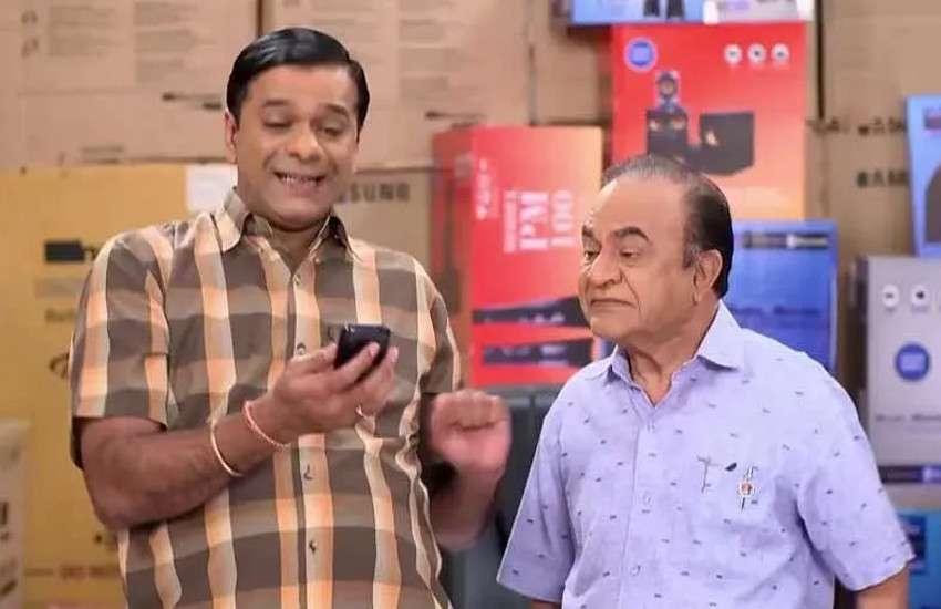 Ghanshyam Nayak aka Nattu Kaka