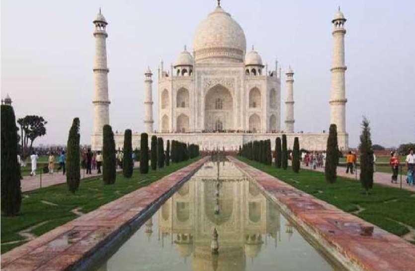 डीएम का आदेश : 21 सितंबर से पर्यटक कर सकेंगे ताजमहल का दीदार