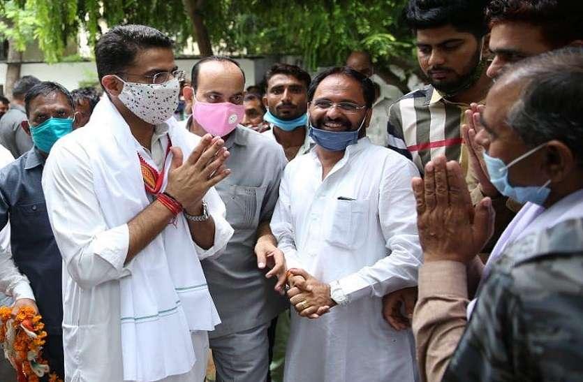 राजस्थान: BJP नेता भी बोले, 'हैप्पी बर्थडे Sachin Pilot', जानें किन केंद्रीय मंत्री-सांसद-विधायकों ने दी बधाई?