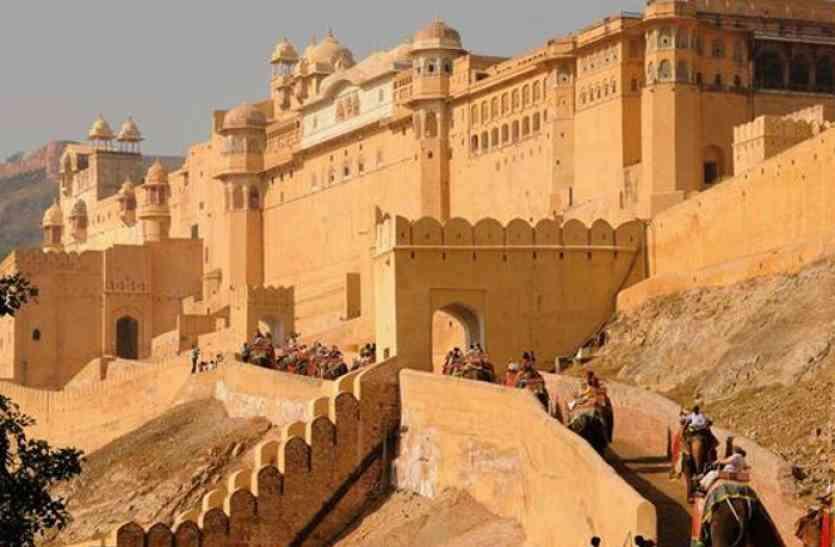 RAJASTHAN TOURISM--जयपुर के पर्यटन स्थलों पर सितंबर माह में ही पहुंचे 3.53 लाख से ज्यादा पर्यटक
