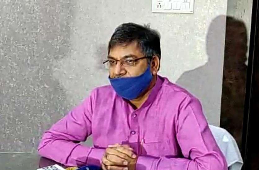 गहलोत सरकार के राज में अपराधियों की राजधानी बनी जयपुर— पूनियां