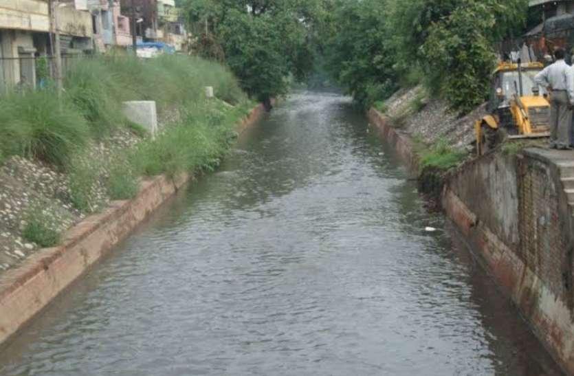 सहारनपुर: जहरीला हुआ पांवधोई नदी का पानी, हजारों मछलियों की मौत