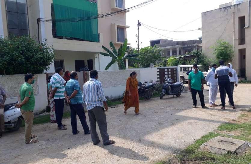 Breaking news :  रीवा फूड कंट्रोलर की कोरोना  से मौत, अफसरों में हडकंप