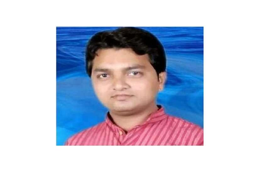कांग्रेस के युवा छात्र नेता मृगेंद्र सिंह गहरवार