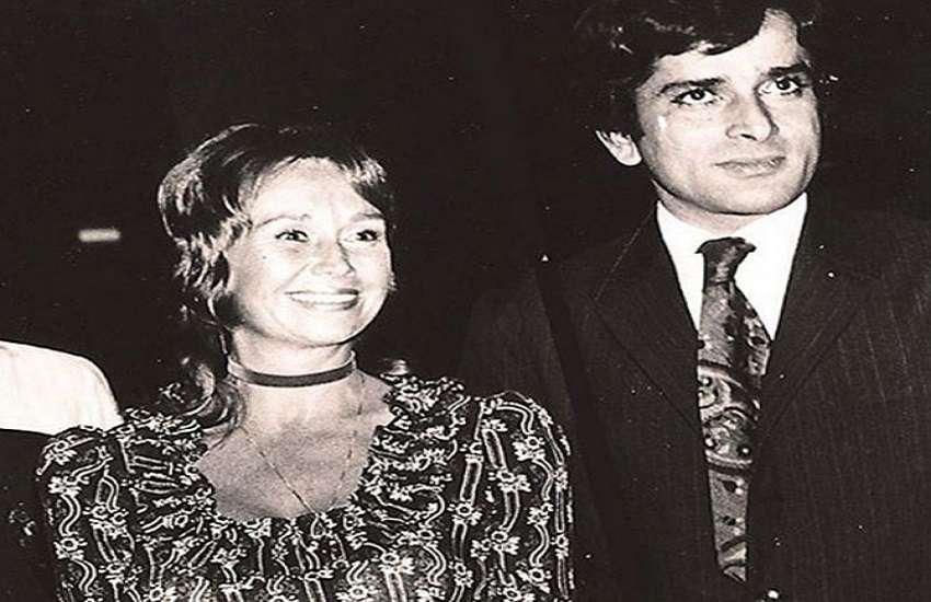 Jennifer Kendal Shashi Kapoor