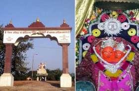 सेवाभाव: मूर्तिकार संघ निशुल्क कर रहा कौशल्या माता के मंदिर का रंगरोगन