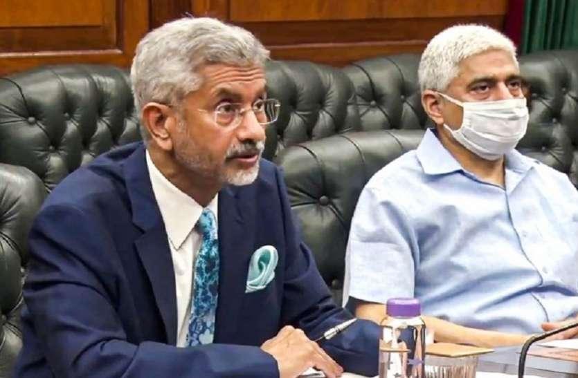 LAC पर तनाव के बीच रूस में SCO की बैठक में शामिल होने पहुंचे विदेश मंत्री एस जयशंकर