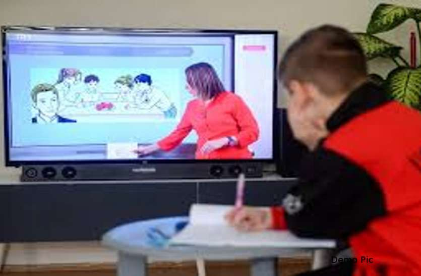 फीस जमा नहीं करने वाले बच्चों को ऑनलाइन क्लास से बाहर करेंगे निजी स्कूल