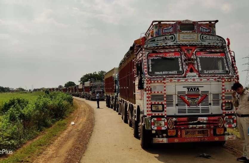 सरकार के खजाने को हर माह 72 लाख रुपए का झटका दे रहे यूपी के खनन कारोबारी